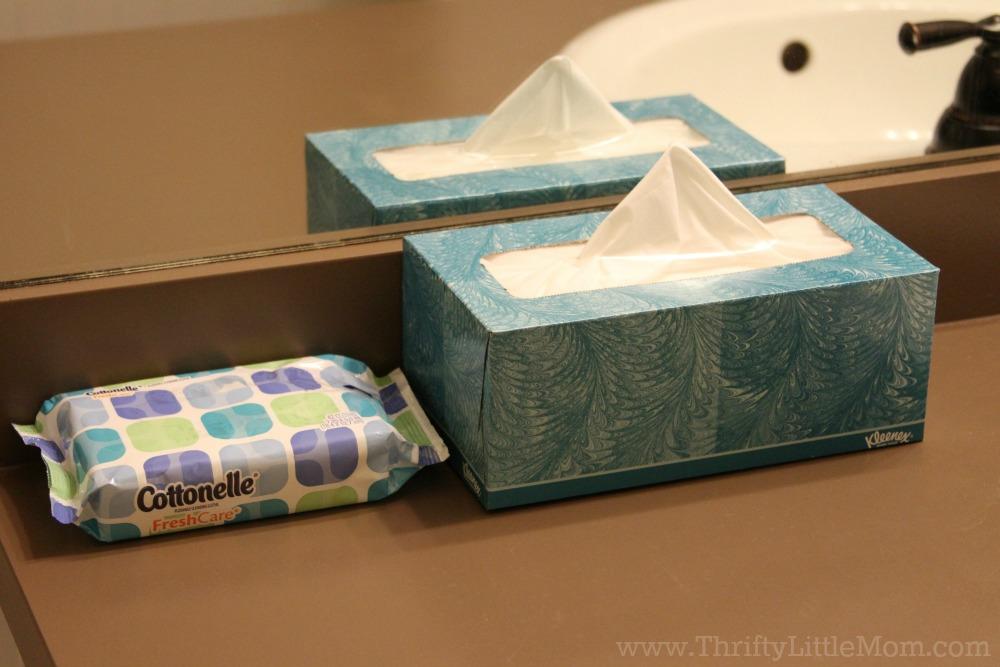 Cottonelle & Kleenex Supply