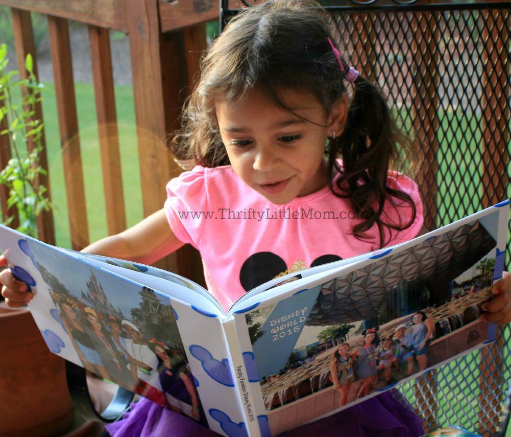 How to scrapbook disney vacation - Digital Disney Vacation Album