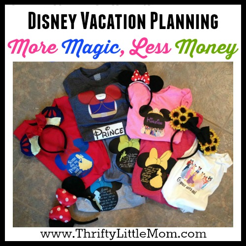 Disney Vacation Planning: More Magic for Less Money