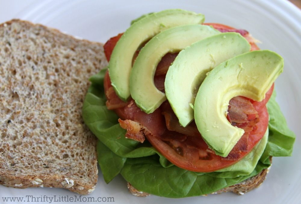 The Ultimate BLT Recipe Avacado