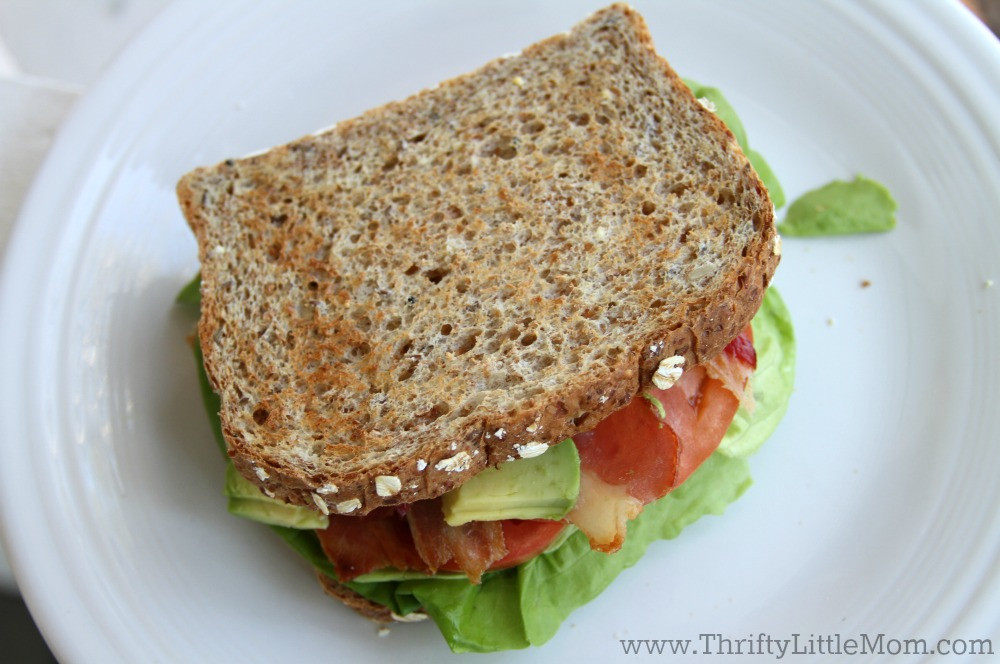 The Ultimate BLT Sandwich