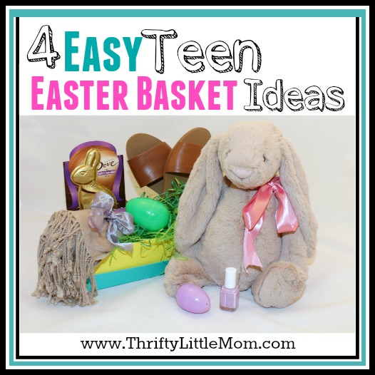 4 Awesome Teen Easter Basket Ideas