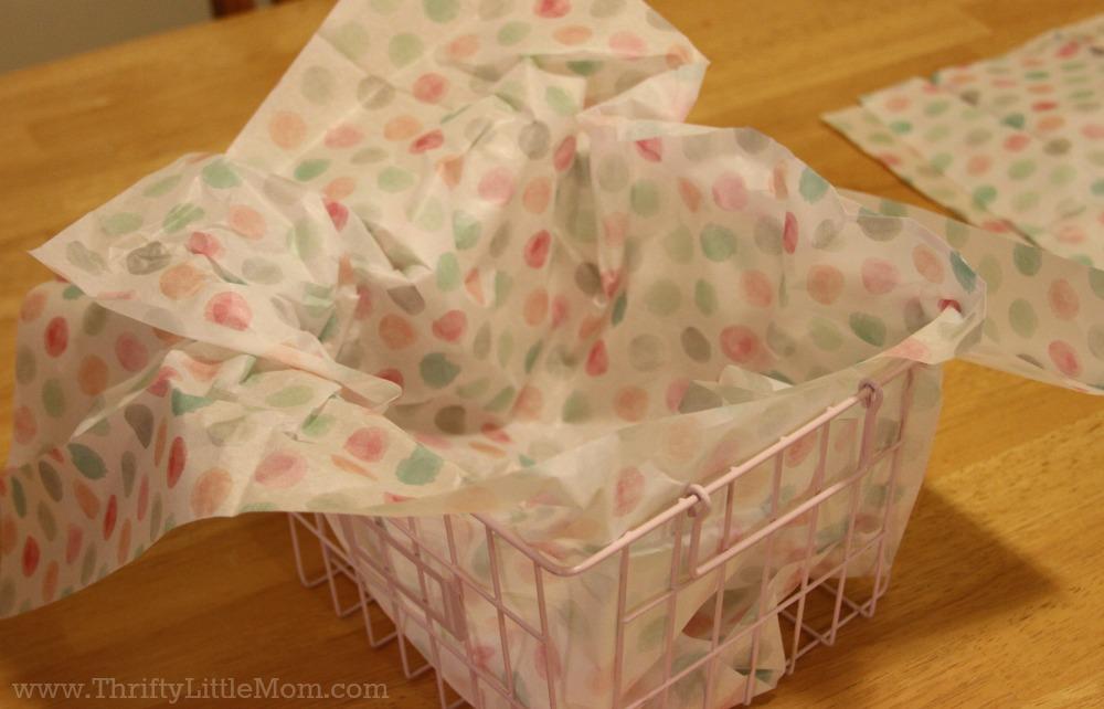 DIY Random Acts of Friendship Basket