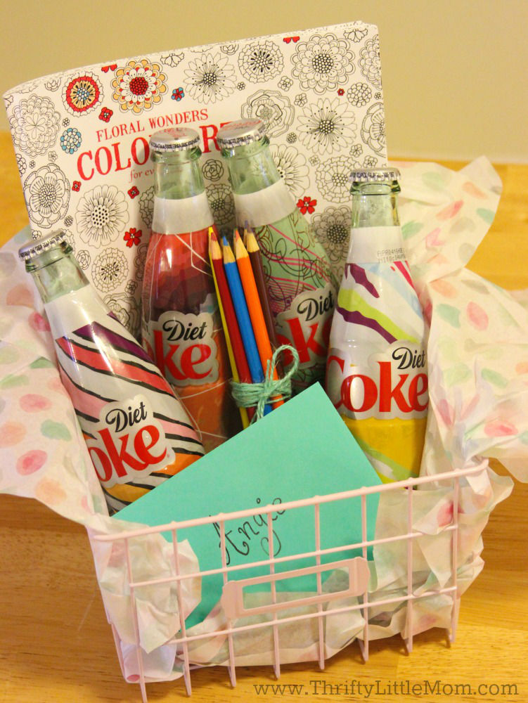 DIY Random Acts of Friendship Gift Basket