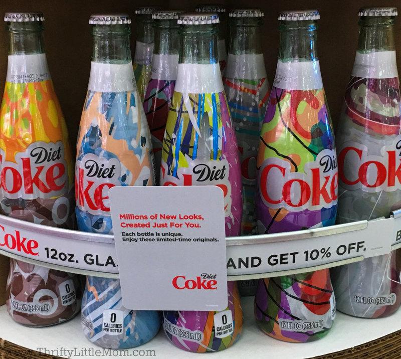 Diet Coke It's Mine Bottles