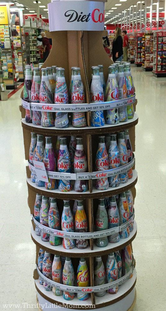 Diet Coke It's Mine Target Display