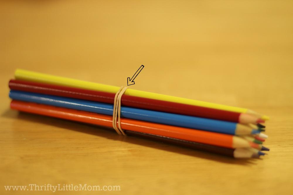It's Mine Coloring Pencils
