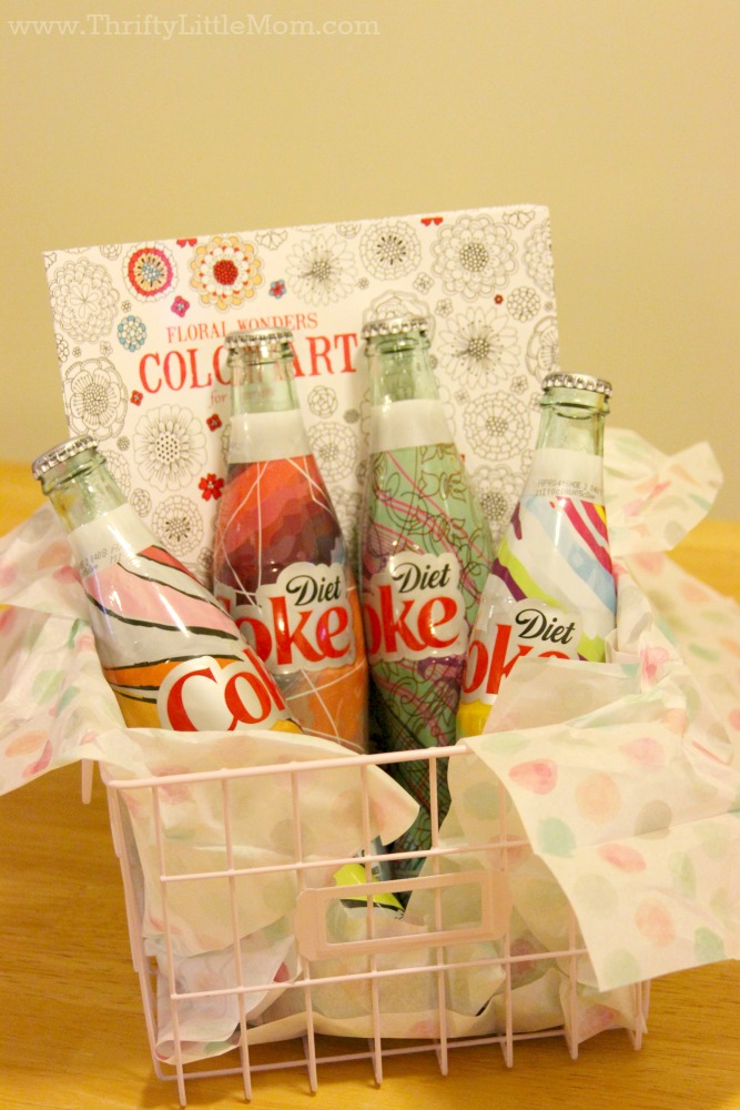 It's Mine Diet Coke Basket