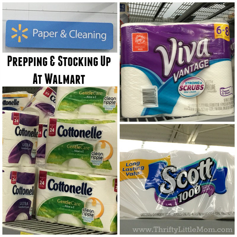 Spring Cleaning Supplies from Walmart