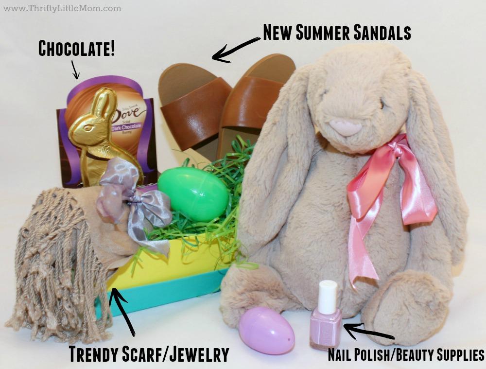 Teen Easter Basket Ideas- Girls
