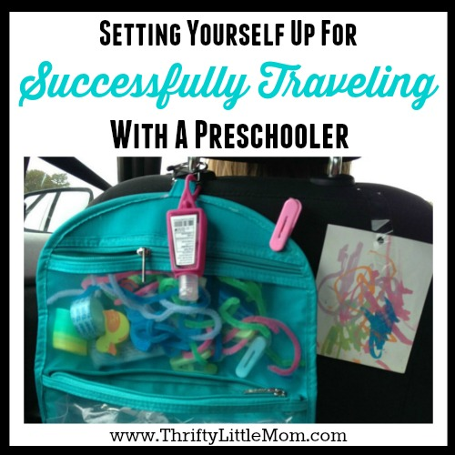 Tips for Successfully Traveling with a Preschooler