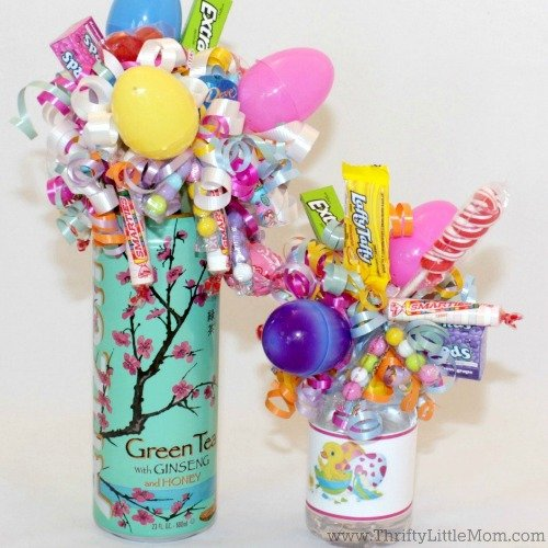 DIY Candy Gift Bouquets