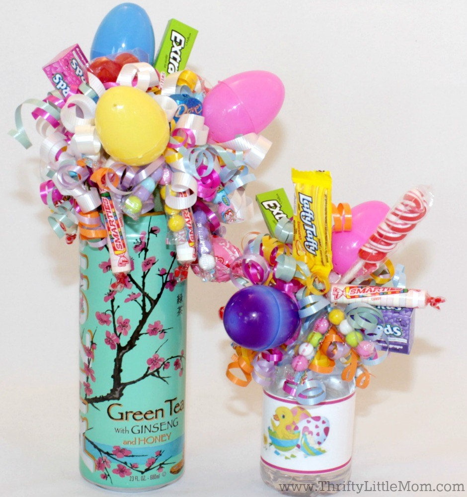 DIY Candy Gift Bouquet