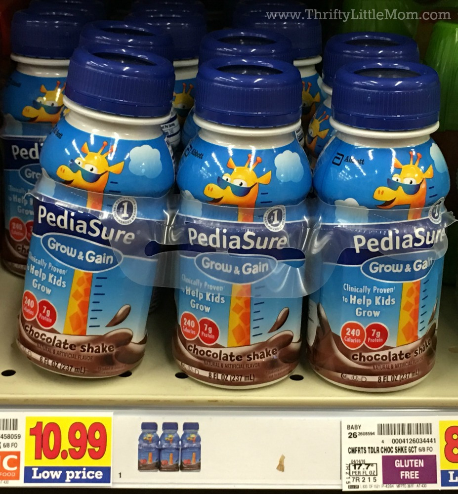 Pediasure Grow and Gain