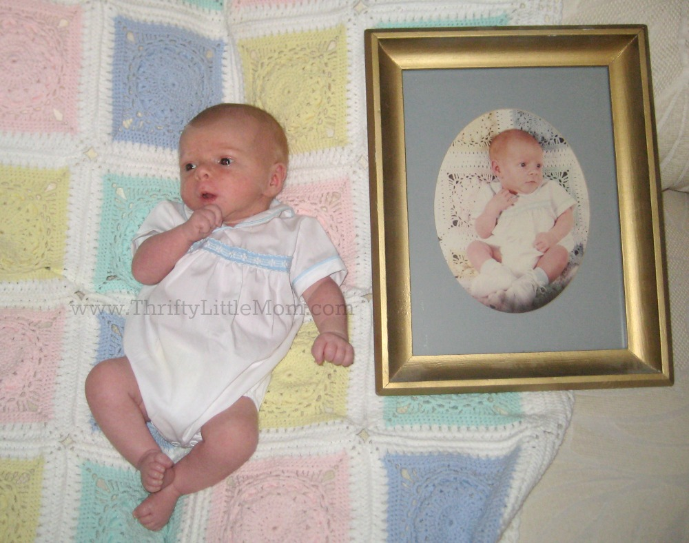 Sentamental Baby Pictures