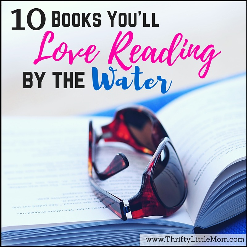10 Books You'll love reading water