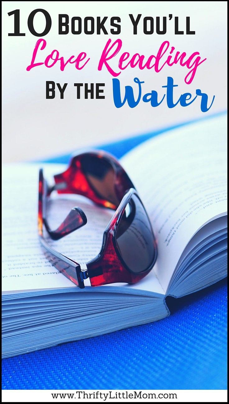10 Bools You'll Love Reading by the Water