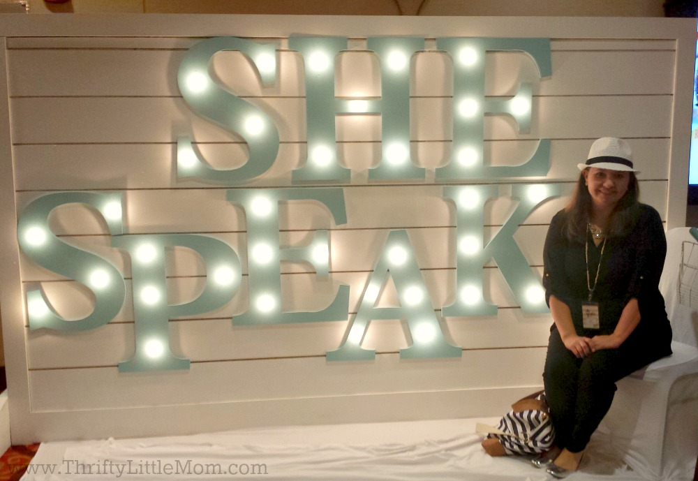 She Speaks Picture