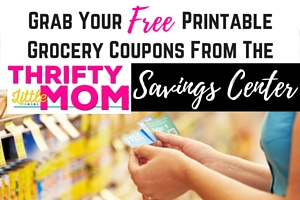 Snag FREE Printable Coupons