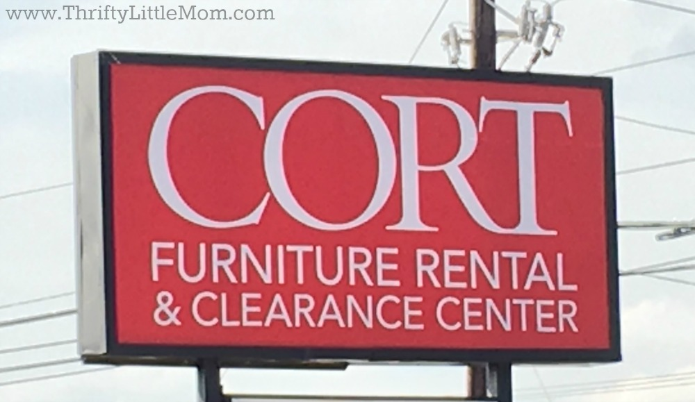 How to upcycle your thrifty furniture finds thrifty for Cort furniture clearance center