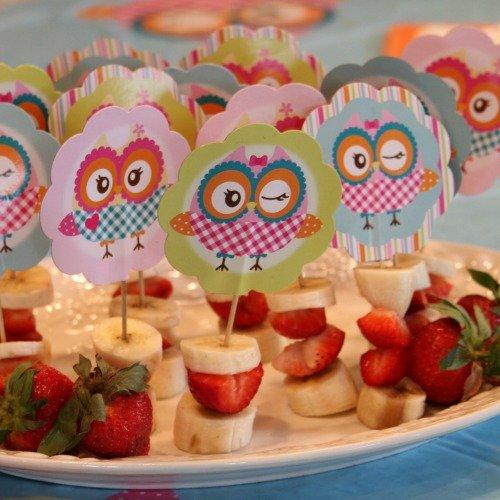Throw a Cute Owl Themed Party