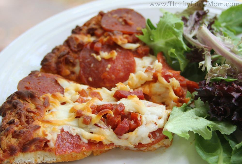 americas-choice-triple-pepperoni-pizza