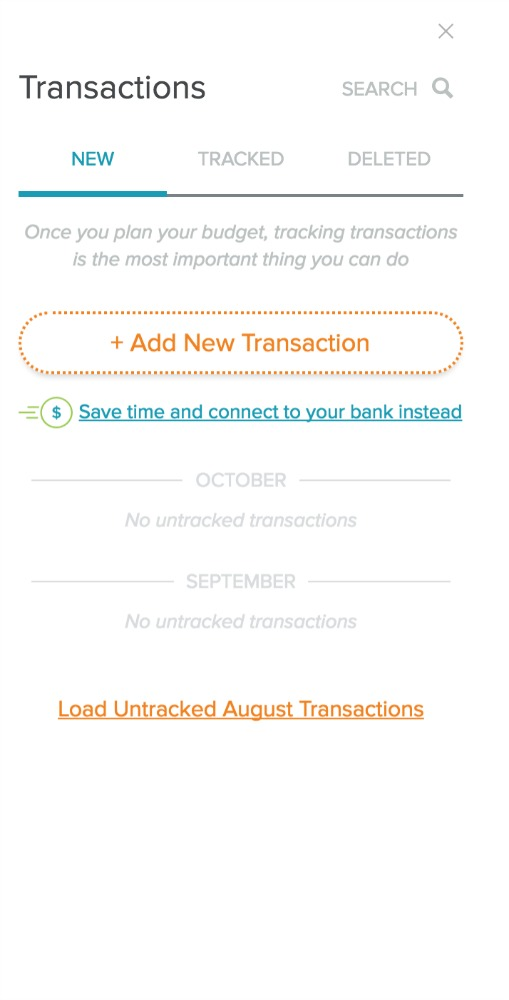 every-dollar-add-new-transaction-menu