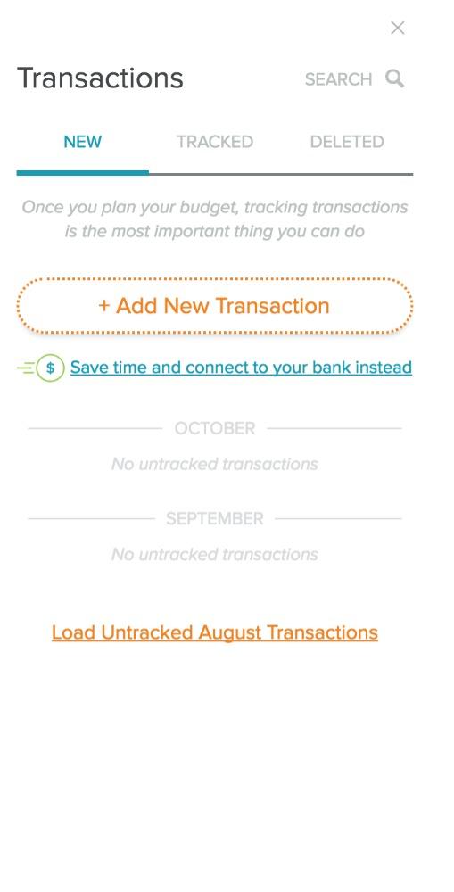 every-dollar-add-new-transaction-menu