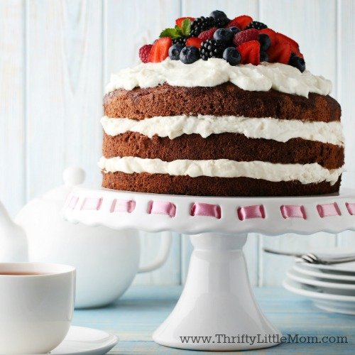 The Lazy Baker's Guide to Classy Naked Cakes