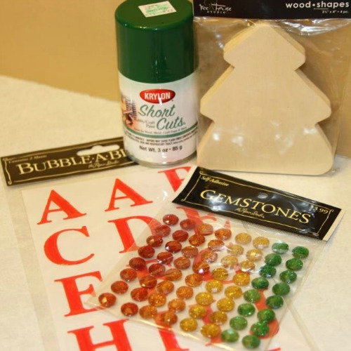 5 Dollar Store Christmas Crafts Kids Can Make in 15 Minutes or Less