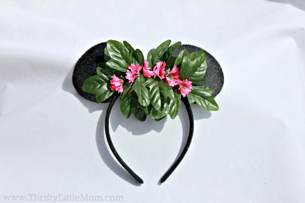 Elena Themed Mouse Ear Headband
