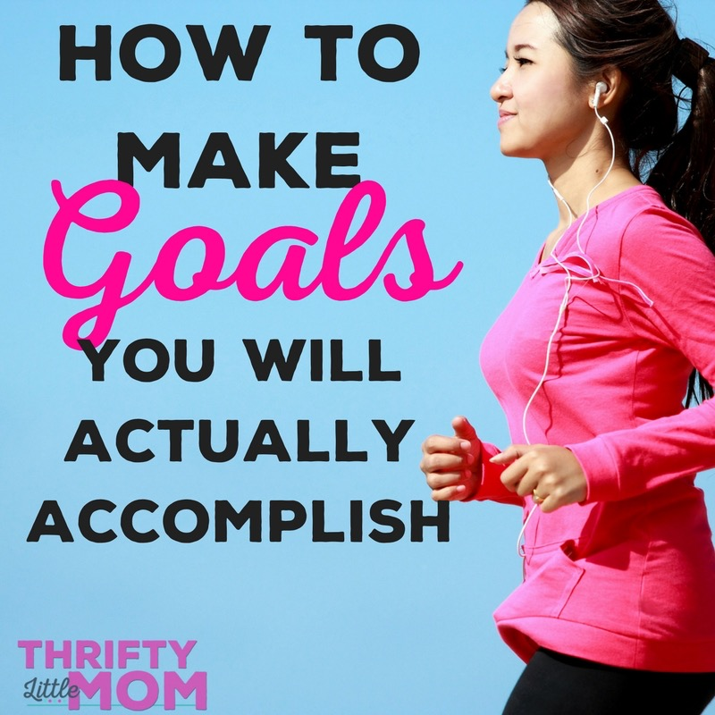 How to Make Goals You'll Actually Accomplish