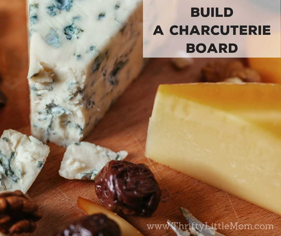 Charcuterie Board for Easy Easter Brunch Ideas