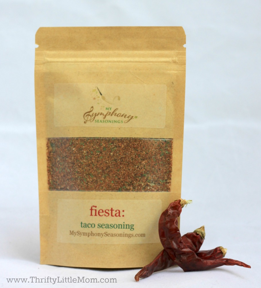 Fiesta Taco Seasoning Mix