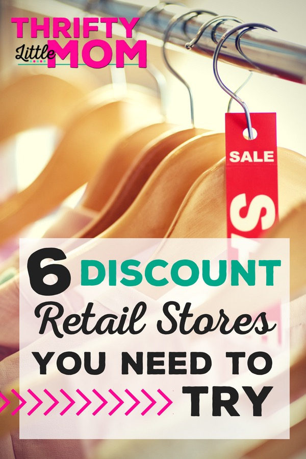 6 Discount stores you need to try to save money on everything from home, clothing to food!
