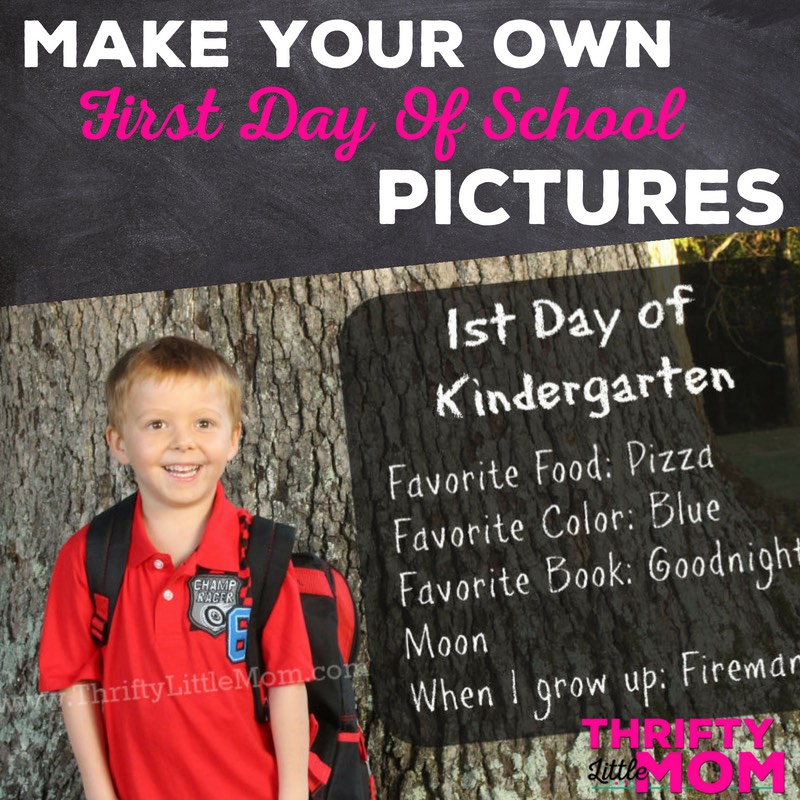 How to Make School Memories Photos For Your Kids
