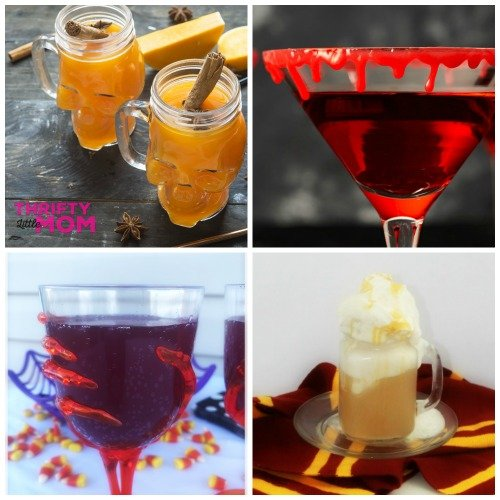 12 Fun Halloween Drinks for Kids
