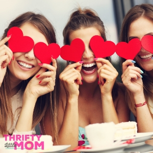 How to Plan a Happy Galentine's Day with Friends