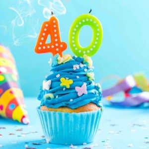 Best 40th Birthday Party Ideas