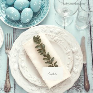 Basic Table Setting Instructions