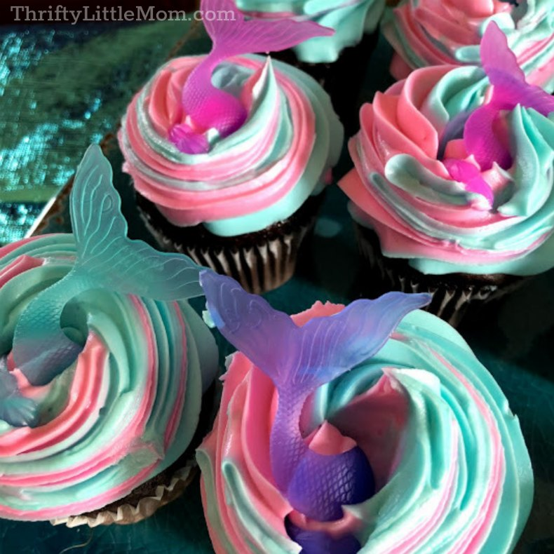 Easy Mermaid Party Ideas, Supplies, Food & Decor!