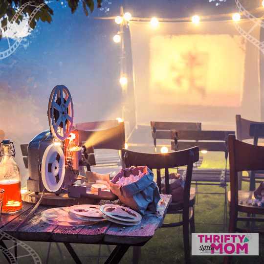 Planning a Fun and Easy Backyard Movie Party