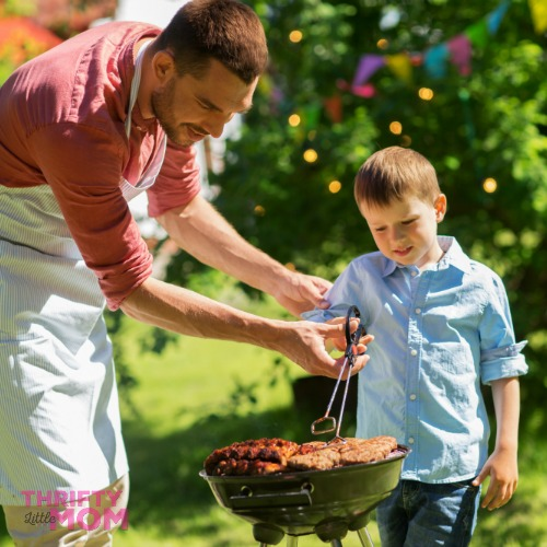 Quick & Easy Father's Day Lunch Ideas