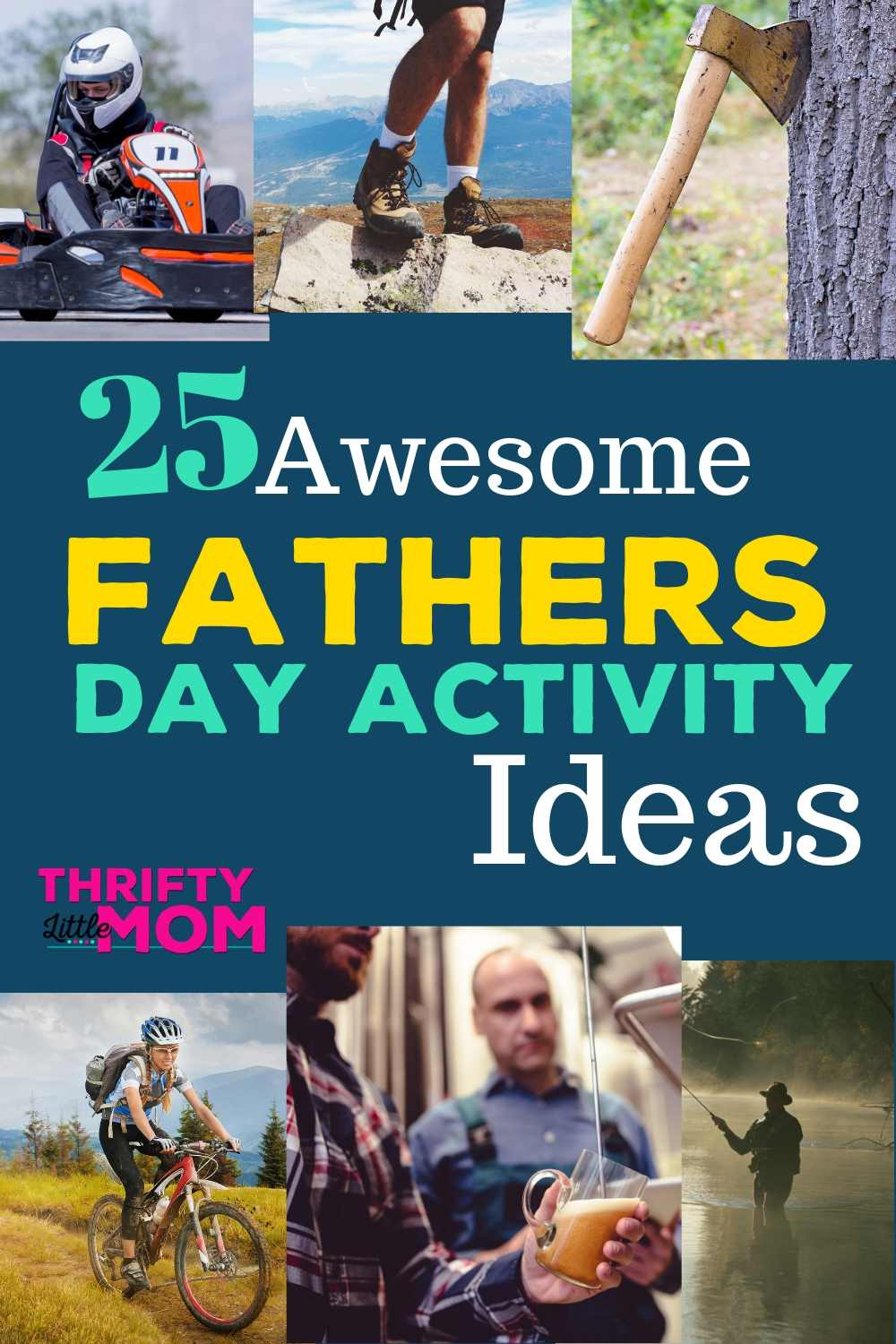 25 Father's Day Activity Experience Ideas