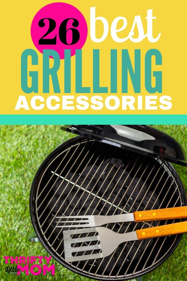 26 Best Grilling Accessories