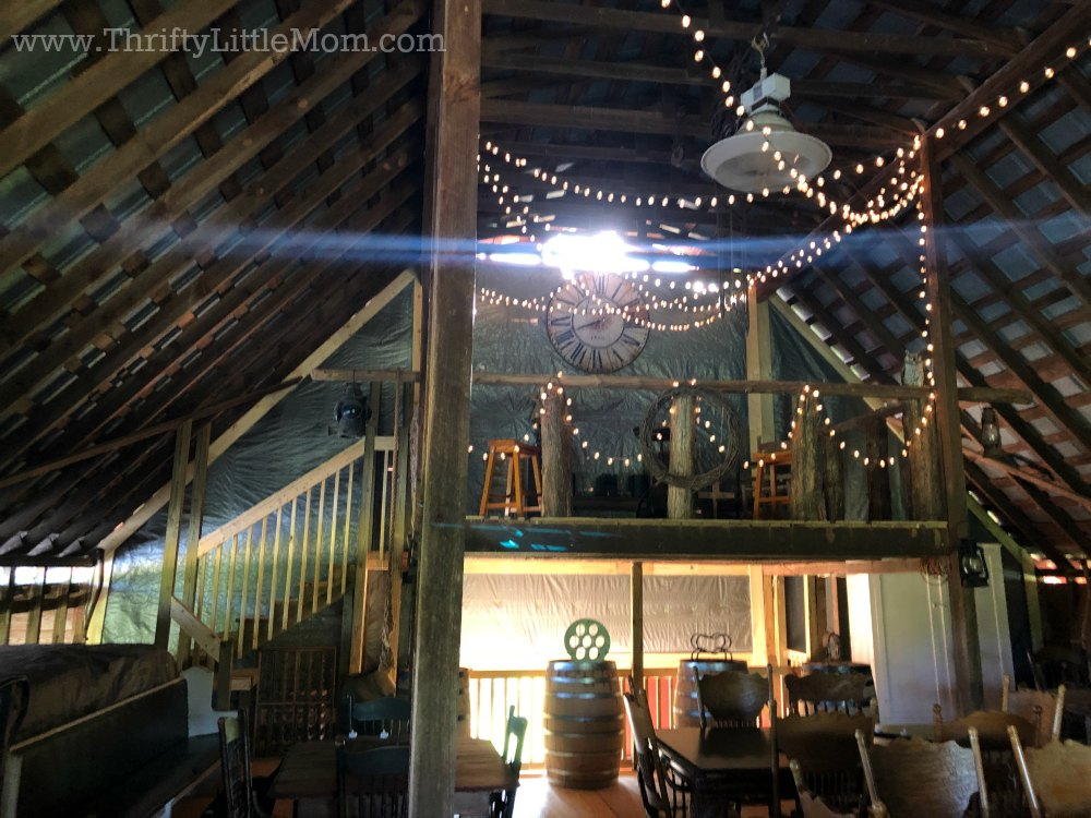 Barn Christmas Party Venue