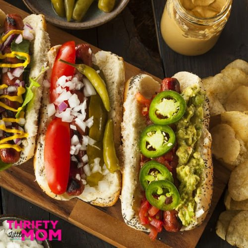 Ultimate Backyard Barbecue Menu from Start to Finish