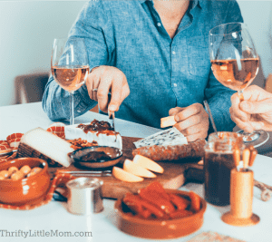 How to Create a Simple Wine and Cheese Party