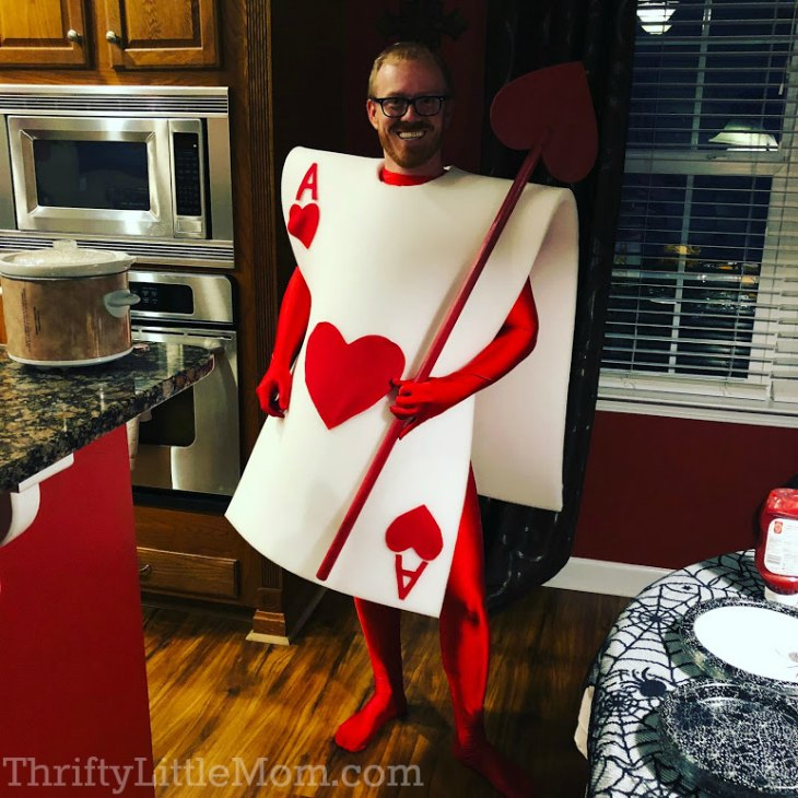 costume party ideas for a man