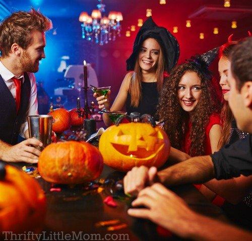 deciding on a halloween party name